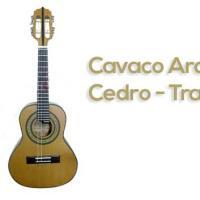 Cavaco Araújo Luthier Cedro - Tradicional Choro