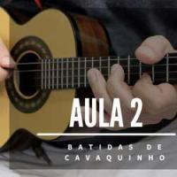 Aula de Cavaquinho Batida de Samba